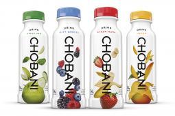 Drink Chobani is Chobani's line of drinkable yogurt, introduced in 2016.