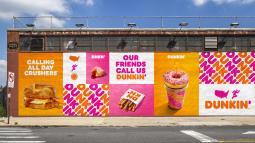 Dunkin' brand image
