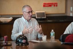 ESPN President John Skipper at 'Media Day'