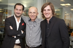 Bertrand Quesda, Pierre Chappaz, Loïc Soubeyrand