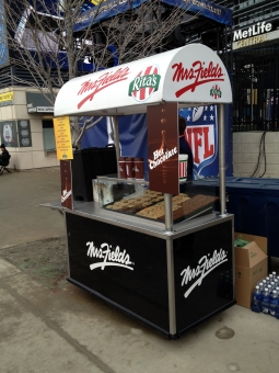 Warm temperatures (and $20 prices) didn't help hot-chocolate sales