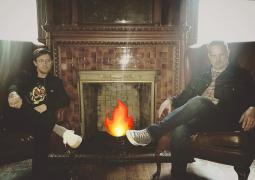 Ben Hurst and Dave Thomas