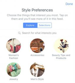 Facebook is testing interest-specific feeds that people can customize.