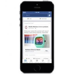 Facebook's new 'Buy' button.