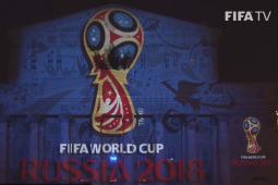 The men's Wold Cup will take place in Russia in 2018.
