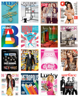 Some of Fab.com's favorite magazines