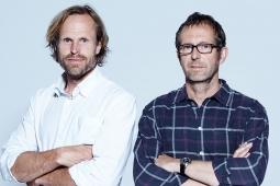 Filip Nilsson and Remi Babinet