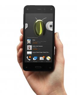 Firefly on Amazon's Fire phone