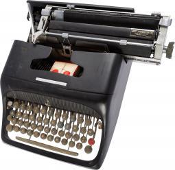 Stan Freberg's typewriter