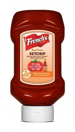 French's new Buffalo Ketchup