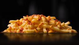 McDonald's Australian Loaded Fries