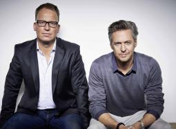 Thomas Funk and Eric Schoeffler