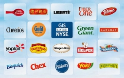 General Mills has a broad roster of well-known brands.