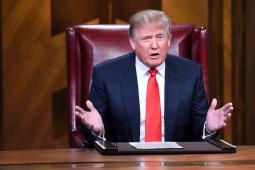 Donald Trump on the series 14 finale of 'Celebrity Apprentice.'