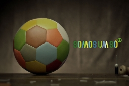 Globo's World Cup promo: 'We're all one.'