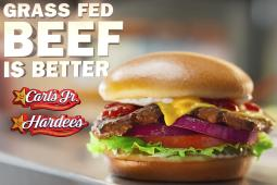 'Grass-fed beef is better,' says the fast-feeders.