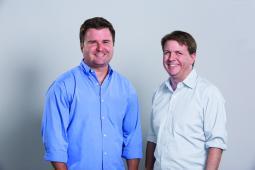Keith Scott and Paul Johnson