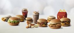 McDonald's $1 $2 $3 Dollar Menu
