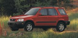 Honda is celebrating the 20th anniversary of the CR-V with a Super Bowl ad. Here the original version of the SUV.