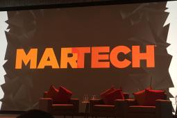 The Martech conference is convening in San Francisco this week.