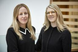 Katie Carruthers, Anthea Goodrick