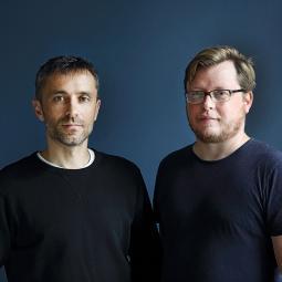 Ian Heartfield and Anthony Austin
