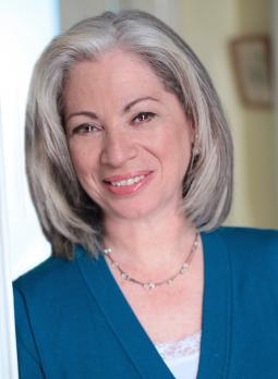 Judy Shapiro, CEO/founder of engageSimply