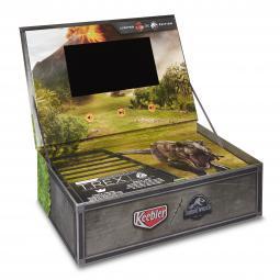 Limited-edition Keebler Fudge Stripes box
