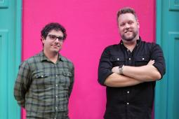 Jeff Burger & Robert Woods