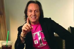 T-Mobile CEO John Legere blasts use of credit scores by carriers.