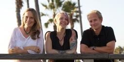 Darcy Parsons, Sue Troyan, Tim Davies.