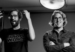 Karsten Jurkschat and Alex Little