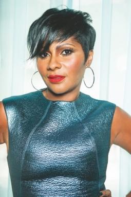 Kierna Mayo, editor-in-chief of Ebony magazine.