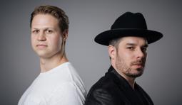 Ryan Barkan and Mike Ladman