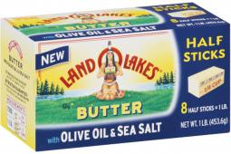 Land O'Lakes Butter with Olive Oil & Sea Salt