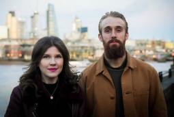 Laura Clark and Elliott Starr