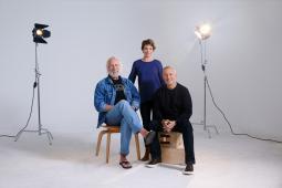 Lee Clow, Julia Porter Plowman, Duncan Milner