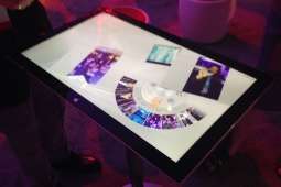 Lenovo's table-sized tablet