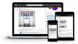 Sponsored Updates fueled LinkedIn's ad-revenue gains.