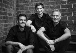 From left to right: Noah Caddis, Robert Owens, Claus Hansen (MPC LA)