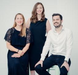 Colleen Leddy, Marianne Stefanowicz, Dean Challis