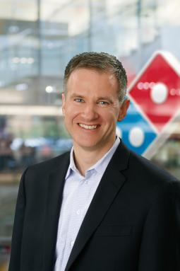 Dennis Maloney, Domino's chief digital officer