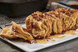 Maple Bacon Pull Apart