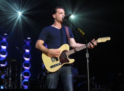 Marc Roberge sings at an O.A.R. concert in Maryland last year.