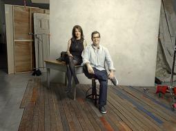 Margaret Johnson and Eric Kallman
