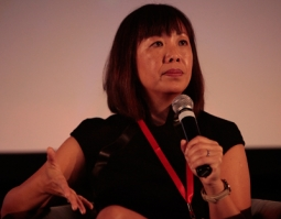 Starbuck's Marie Han Silloway: capitalizing on local culture.