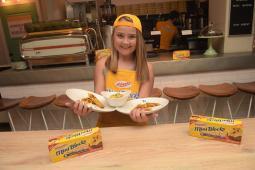 'MasterChef Junior' season four winner Addison Osta Smith for Velveeta Velveeta Mini Blocks