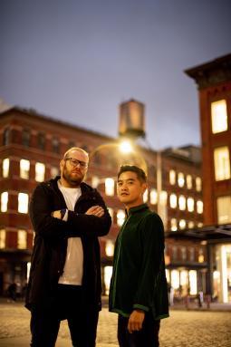 Matt Watson & Karl Velasco
