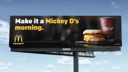McDonald's Chicagoland breakfast campaign