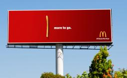 McDonald's 'World Series Fry Countdown'